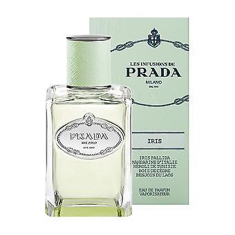 Prada Infusion D'Iris Eau de Parfum Spray 50ml