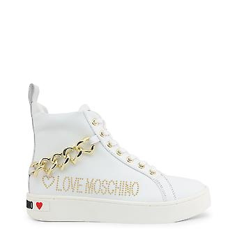 Love Moschino Original Women Spring/Summer Sneakers White Color - 72681