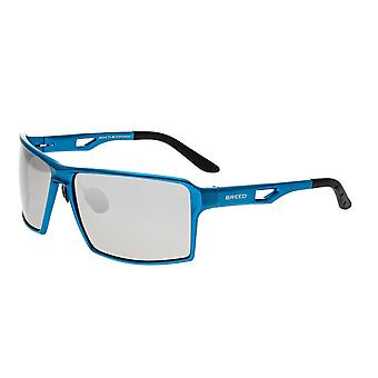 Breed Centaurus Aluminium Polarized Sunglasses - Blue/Silver