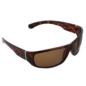 Solglasögon Men Polaroid Sport - Leopard Brown med gratis brillenkokerS333_5