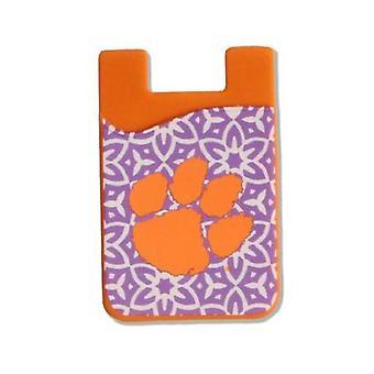 Clemson Tigers NCAA Módní mobilní telefon Peněženka