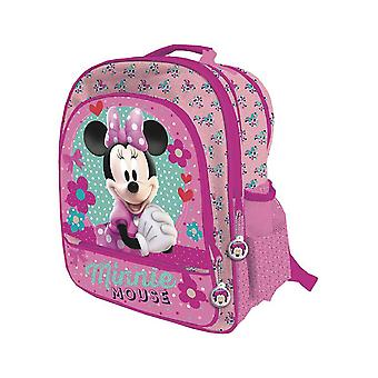 Disney Minnie Mouse schoolbag backpack bag 41x34x18cm