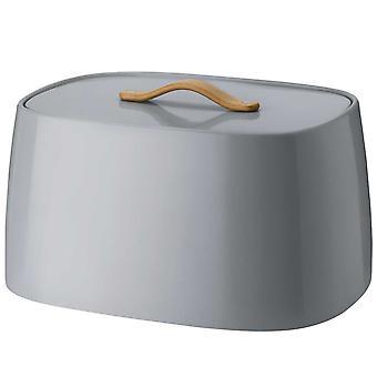 Stelton Emma brød kasse grå / grå