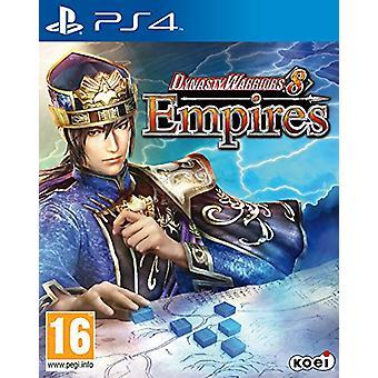 Dynasty Warriors 8 Empires (PS4)-nytt