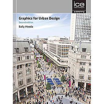 Graphics for Urban Design by Bally Meeda - 9780727761712 Book