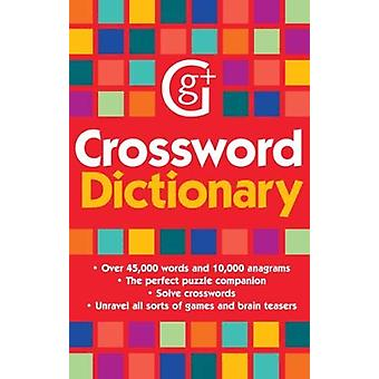 Crossword Dictionary - Over 45 -000 words and 10 -000 anagrams by Gedd