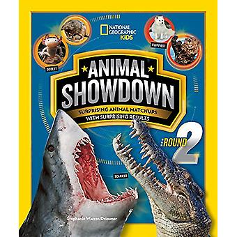Animal Showdown - Round Two by National Geographic Kids - 978142633433
