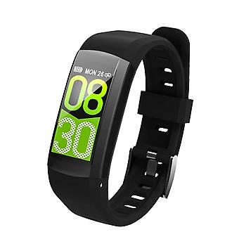 S906 Waterproof Activity wristband for iOS and Android-Black