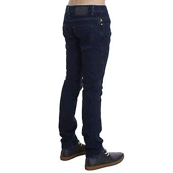 Lacivert Pamuk İnce Skinny Fit Jeans - SIG3245189