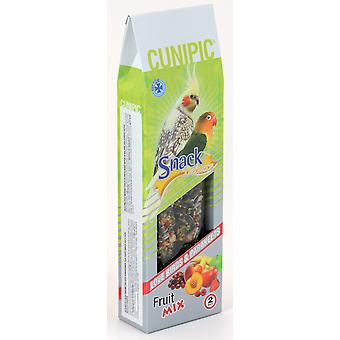 Cunipic Fruit Bars for Lovebirds and Nymphs (Birds , Bird Treats)