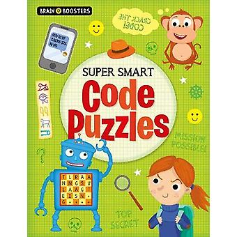 Brain Boosters - Super-Smart Code Puzzles by Graham Rich - 97817895030