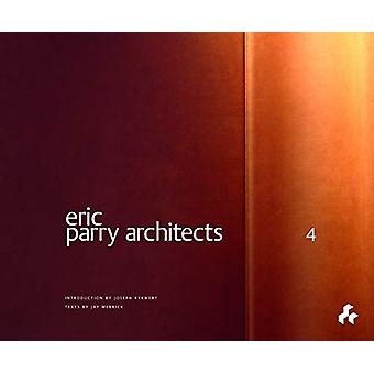 Eric Parry Architects - Volume 4 by Jay Merrick - 9781911339311 Book