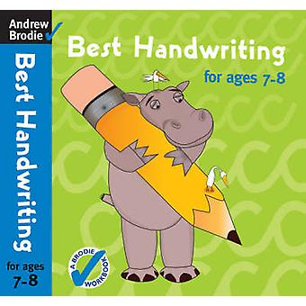 Best Handwriting for Ages 78 by Brodie & Andrew