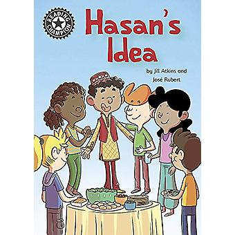 Reading Champion - Hasan's Idea - Independent Reading 15 by Jill Atkins