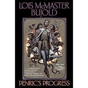 Penric's Progress by Lois McMaster Bujold - 9781982124298 Book