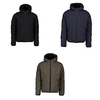 ID Mens Geyser Quilted Tight Fitting Jacket