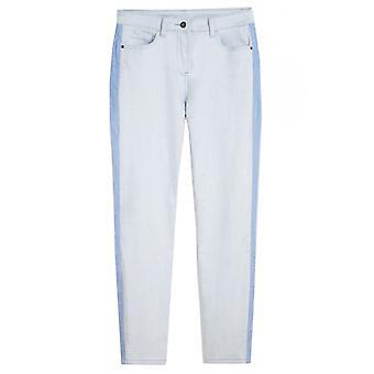 Sandwich Clothing Light Blue Denim Jeans