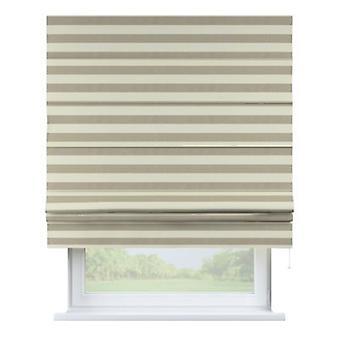 Raffrollo Padva, wit beige, 130 x 170 cm, Quadro, 142-73