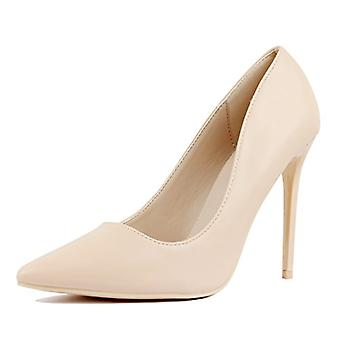 Guilty Heart Womens Pointed Toe High Heel Stiletto Pumpe - Party Kleid Slim Er...