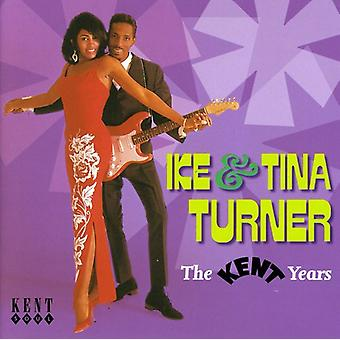 Ike Turner & Tina - Kent Years [CD] USA import