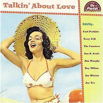 Talkin' Bout Love [CD] USA import