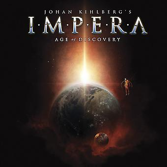 Johan Kihlberg's Impera - Age of Discovery [CD] USA import