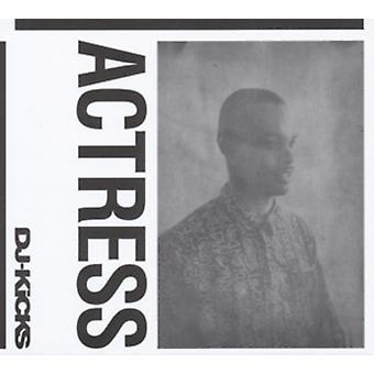 Actress - Actress DJ-Kicks [CD] USA import