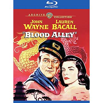 Importer des USA [Blu-ray] Blood Alley (1955)