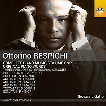 Complete Piano Music 1 [CD] USA import