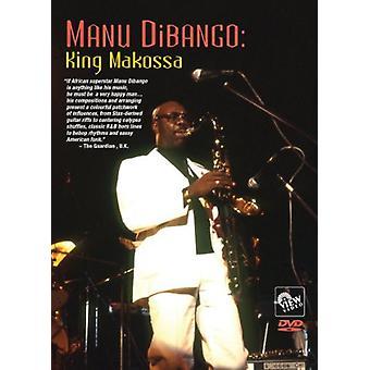 Manu Dibango-King Makossa [DVD] USA import