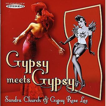 Lee, Gypsy Rose & Sandy Church - Gypsy Meets Gypsy [CD] USA import