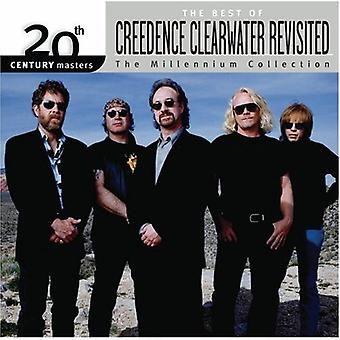 Creedence Clearwater Revisited - Millennium Collection-20th Century Masters [CD] USA import