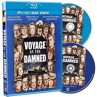 Voyage of the Damned [BLU-RAY] USA import