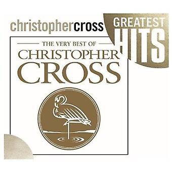 Christopher Cross - mycket bästa av Christopher Cross [CD] USA import