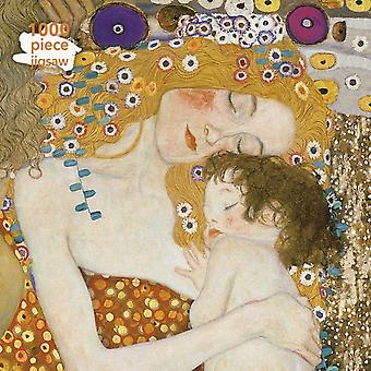 Adult Jigsaw Puzzle Gustav Klimt Three Ages of Woman