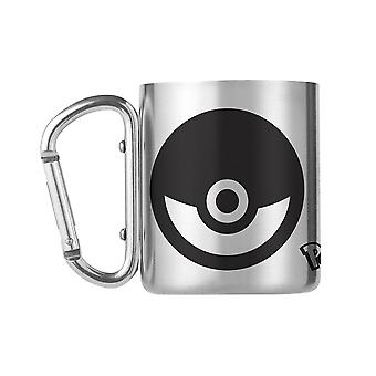 Pokémon, Mug with Karbinhake - Pokéball