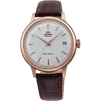 Orient Classic Watch RA-AC0010S10B - Leather Ladies Automatic Analogue