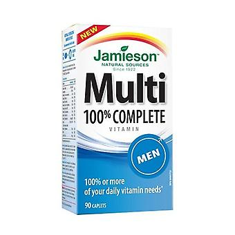 Multi 100% Complete Men 90 tablets