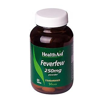 Feverfew (Matricaria) 60 tabletter på 250mg