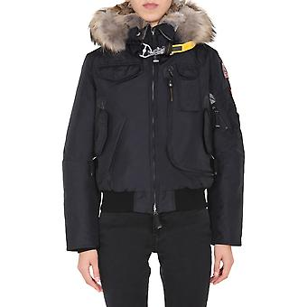 Parajumpers Pwjckma31p03541 Women's Black Polyester Outerwear Jacket