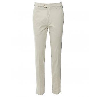 MMX Slim Fit Pima Cotton Lupus Trousers
