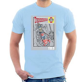 Thunderbirds TB3 Manuel technique Men's T-Shirt