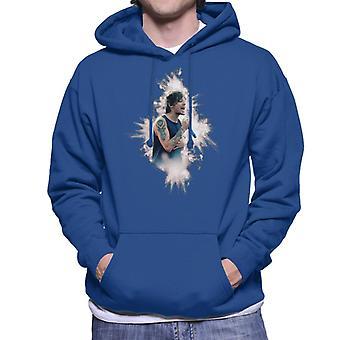Louis Tomlinson en riktning Murrayfield Stadium 2014 män är Hooded Sweatshirt