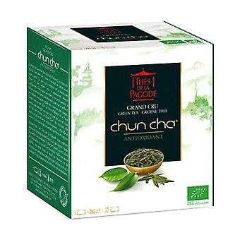 Chun Cha Bio Grand Cru Green Tea - Slimming / Antioxidant 30 infusion bags