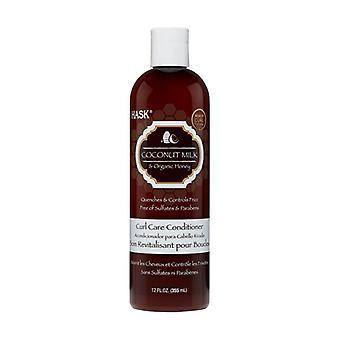 Coconut Milk & Honey Curl Care Conditioner 355ml