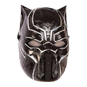 BLK Panther 1/2 metallic masker