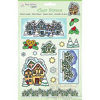 Marij Rahder Clear Stamps Winter
