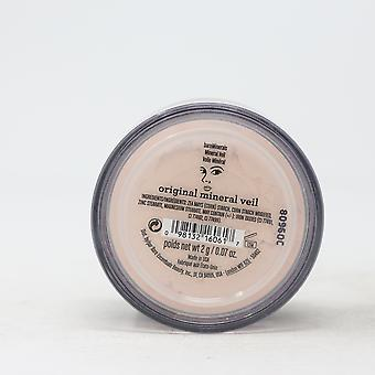 Bareminerals Mineral Veil Setting Powder Mini Original 0.07oz/2g New