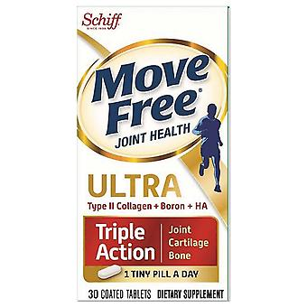 Schiff, Move Free Ultra, 30 tablettes enduites