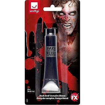 Vampier fake blod utgjør blod Halloween Dracula Nosferatu zombie